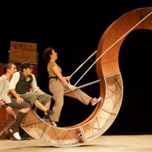 Espectacle 'Do Not Disturb. No Molestar' - Vaivén Circo