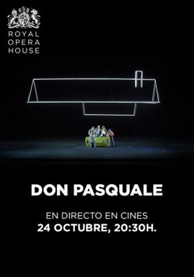 Don Pasquale - Royal Opera House