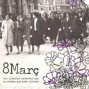 8 de març Conca d'Òdena