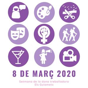Dia de la Dona als Guiamets, 2020