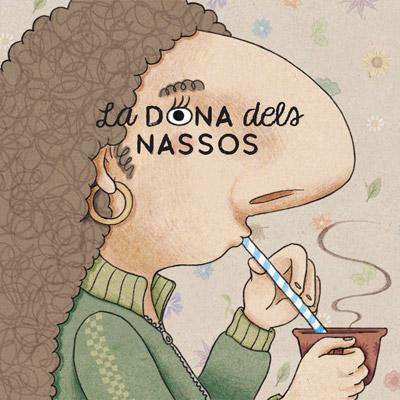 Conte 'La Dona dels Nassos' de Maria Montenegro