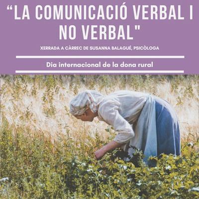 Dia Internacional de la dona rural a Torrefeta i Florejacs, 2021
