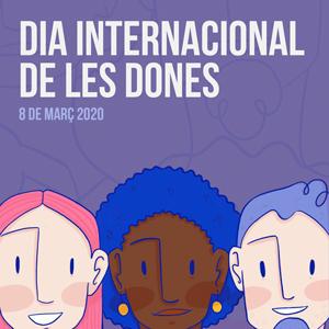 Dia de la Dona, Reus, 2020