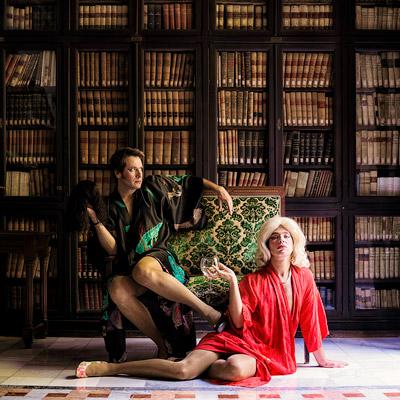Teatre 'Les dones sàvies' amb Enric Cambray i Ricard Ferré