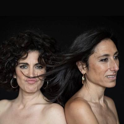 Elena Gadel i Marta Robles