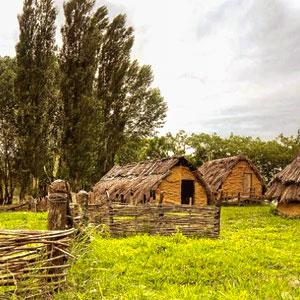 Parc Neolític de la Draga, La Draga, Banyoles