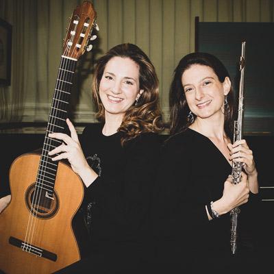 Duo Becerra – Serra, Isabel Serra Bargalló, Carmen Becerra