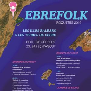 Ebre Folk - Roquetes 2019