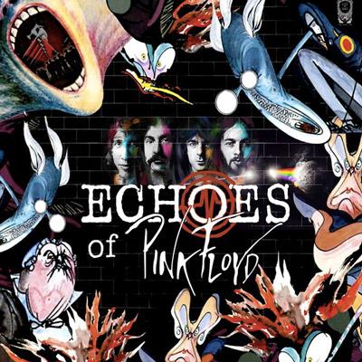 Concert d'Echoes, banda tribut a Pink Floyd