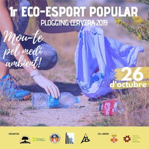 1er Eco-Esport Popular a Cervera, 2019