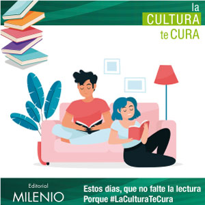 Cicle 'La Cultura Te Cura', Editorial Milenio, Pagès Editors, Lleida, 2020