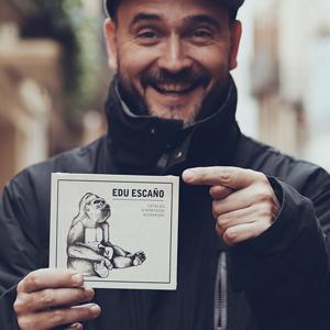 Esdu Escaño, Músic, disc 'Catàleg d'Homínids Dispersos'