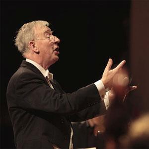 Edward Higginbottom, director d'orquestra