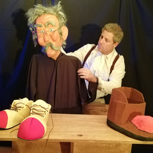 Espectacle familiar 'El senyor dels contes' - Myotragus Teatre