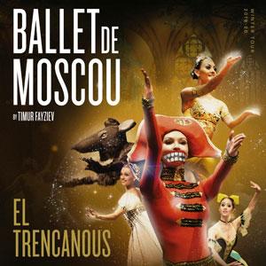 Espectacle 'El Trencanous' - Ballet de Moscou