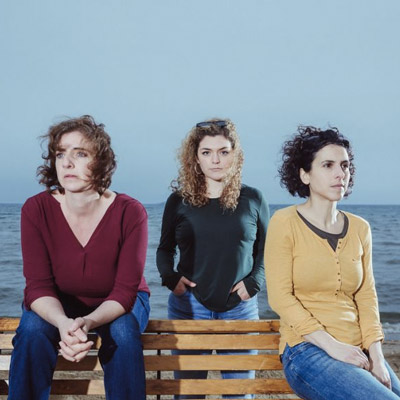 Teatre 'El·lipsi', Mireia Vallès, Judit Saula i Paula Fossati