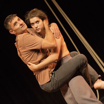 Espectacle 'El llloc? de ser nosaltres' de Pep i Sira Aymerich