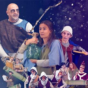 Teatre 'El Rescat dels Minairons' de Pirineus Creatrius a La Seu d'Urgell, 2019, 2020