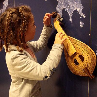 Visita guiada 'Els Sons de la Mediterrània' - Museu de la Mediterrània