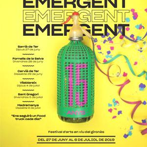 Festival Emergent, 2019