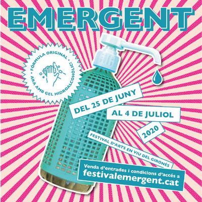 Festival Emergent, Sarrià de Ter, Sant Gregori, Cervià de Ter, Vilablareix, Fornells de la Selva i Madremanya, 2020
