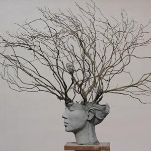Exposició 'Empremtes' de Béatrice Bizot