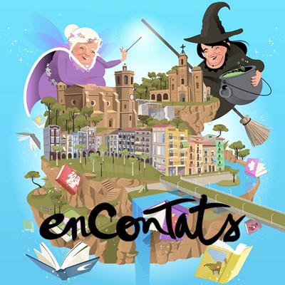 Encontats, Mercat del Conte i el Llibre Il·lustrat de Balaguer, 2021