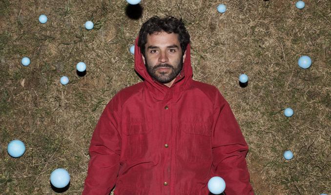 Joan Pons en una imatge promocional d''Energia fosca'