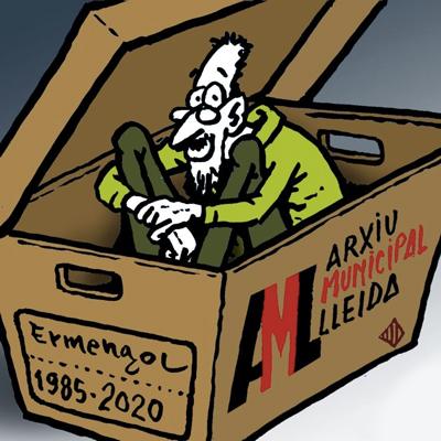 Exposició 'Ermengol, 1985 - 2020', Museu d'Art Jaume Morera, Lleida, 2020