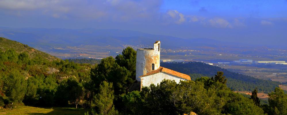 L'ermita de Sant Antoni de Pàdua, a Albinyana