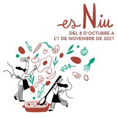Campanya gastronòmica Es Niu - Empordà 2021