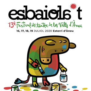 Festival Esbaiola't, Esterri d'Àneu, 2020