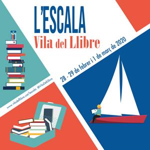 2a edició, Vila del llibre, l'Escala, 2020