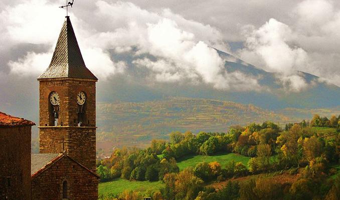 Església de Sant Esteve, Prullans