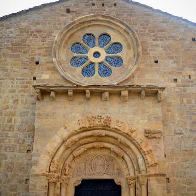 Església Romànica de Santa Maria de Covet