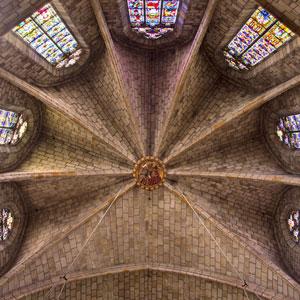 Església del Monestir de Pedralbes - Barcelona