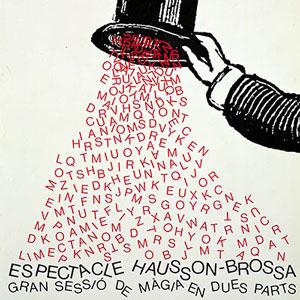 Conferència-espectacle a càrrec del mag Hausson