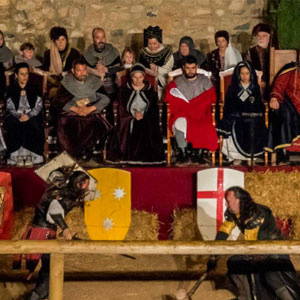 Espectacle Medieval 'Justa i Honor'