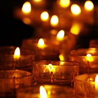 Imatge d'espelmes