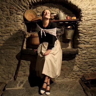 Esperanceta, Visita Teatralitzada, Ecomuseu de les Valls d'Àneu, 2020