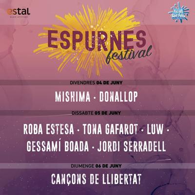 Festival Espurnes, Llagostera, 2021