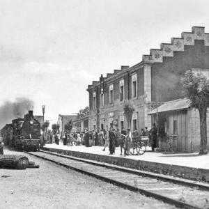 Lleida Expo Tren, Lleida, 2020 (Estació de Tren de Mollerussa, anys 50)