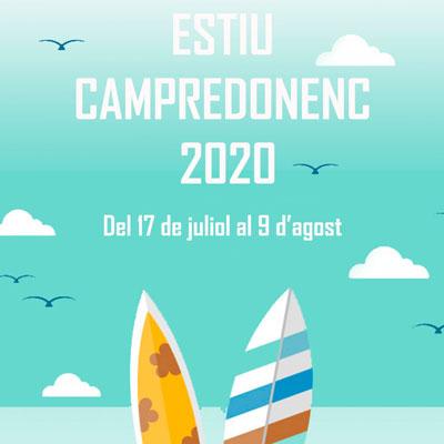Estiu campredonenc - Campredó 2020