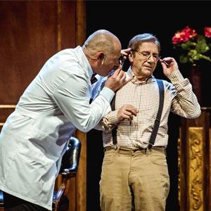 Teatre 'Alguns neixen estrellats' protagonitzat per Joan Pera