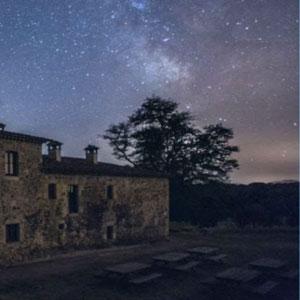 Pluja d'estels a Cassà de la Selva, 2019
