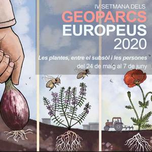 Setmana dels Geoparcs Europeus, 2020