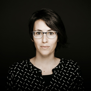 Poeta i escriptora catalana Eva Baltasar