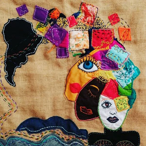 Exposició 'Dona'm espai' - Les Arpilleres del Poble-sec