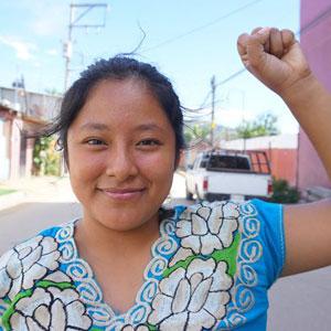 Exposició 'Dones en peu de lluita: Colòmbia, Palestina, Mèxic'
