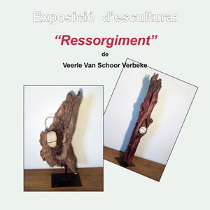 Exposició 'Ressorgiment' de Veerle Van Schoor Verbeke - La Galera 2020